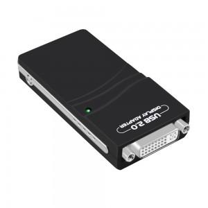USB 2.0 Display Adapter - DVI/VGA/HDMI (Optional)