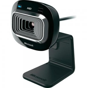 Microsoft LifeCam HD-3000 - True 720p HD, 16:9 Widescreen
