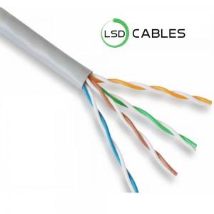 CNS - 24AWG UTP CAT5E Indoor Cable Pass Fluke Test - 100m