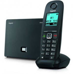 Gigaset A540 IP Voip DECT Dual Cordless Phone
