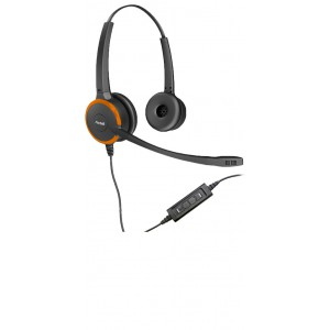 Axtel Prime MS HD, Stereo Noise Cancelling USB, Multifunction Controller & DSP