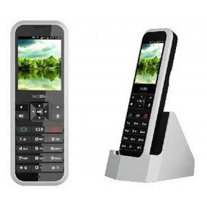 Incom Wifi Phone, Colour Display, L2-L3 quick roaming and convenient management of auto provisioning