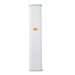 Mimosa - 4.9-6.4 GHz 45 Deg Sector Antenna, 22 dBi Beamforming gain, 4 Port , includes LMR 240 Type N to Type N cables (4) and mounting brackets (2)