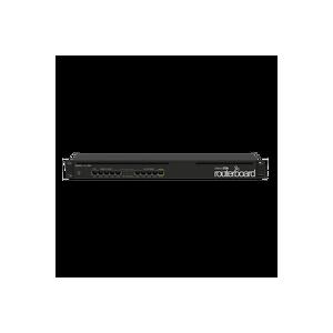 MikroTik 5Gb/Eth, 5Eth,600MHz,64Mb RAM, Rack Mount