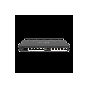 MikroTik 10x1Gb, 1xSFP+, 10Gb, 1Gb RAM, 1U
