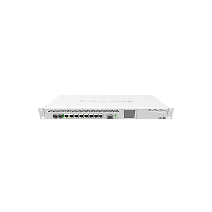 MikroTik 7GB/Eth, 1SFP Combo, 1.2Ghz CPU, 2GB RAM,