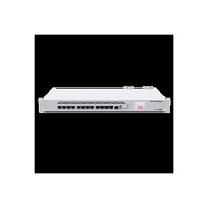 MikroTik CCR1016, 12GB/Eth, 2GB Ram