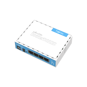 MikroTik hAP Lite Classic,32MB Ram,4Eth,802.11n