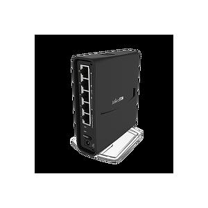 MikroTik hAP ac2 TC, 2.4/5GHz, 5GBE, 128mb,716 MHz