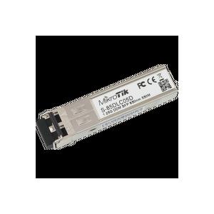 MikroTik MultiMode,1SFP,LC,850nm,550m,DDM