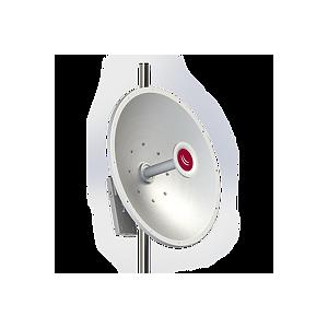 MikroTik 5GHz 30dBi Dish, 3° PA, 4.7-5.875GHz
