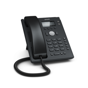 Snom D120 - 2 Line Desktop Phone, POE, PSU not included