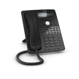 Snom D725 - 12 Line Business Phone, POE, Gigabit Port, USB, PSU not included