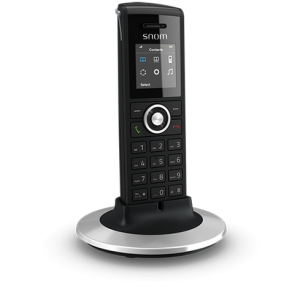 Snom M25 - DECT Handset for M325, HD Audio and Wideband