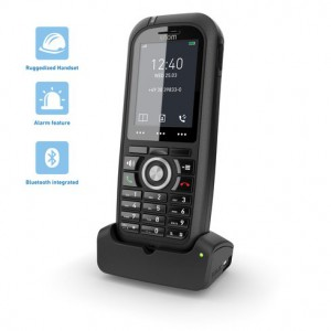 Snom M80 - M80, IP65 Ruggedized DECT handset