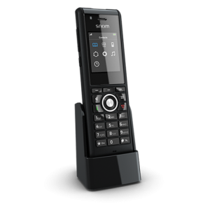 Snom M85 - DECT Ruggedized Handset for M300 and M700