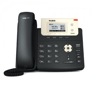Yealink T21P E2 - Entry Level IP Phone, 2 Voip Accounts, 2 x RJ45, HD Voice, POE, no power supply