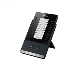 Yealink EXP40 Expansion Module - 20 programmable keys LCD Screen for T4 Series