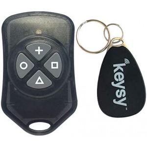 Keysy RFID Duplicator copy RFID keycards and keyfobs