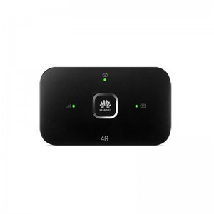 HUAWEI E5573 Mobile WiFi 3G / 4G (LTE) Router, Used - Black