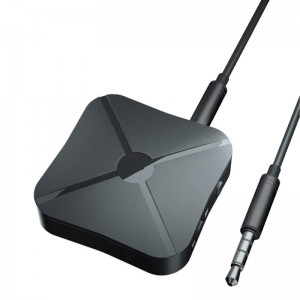 Wireless Bluetooth Transmitter Receiver 3.5mm Audio Adapter for TV