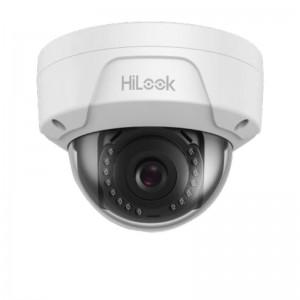 HiLook Outdoor 2MP 30m IR EXIR POE Dome Camera