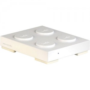 Lacie 40GB USB2 Brick Mobile HDD - White