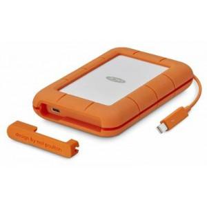 Lacie Rugged Thunderbolt & USB-C 5TB External Hard Drive