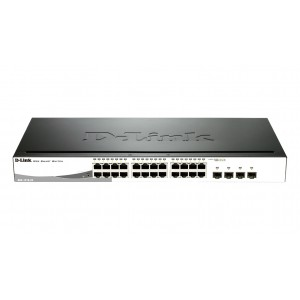 D-Link DGS-1210-24 Gigabit Managed Switch