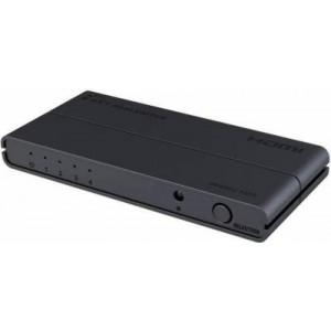 Lenkeng 4 in 1 HDMI Switch 4Kx2K @60Hz version 2.0