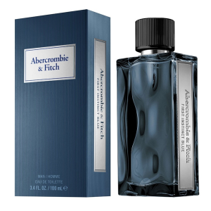 ABERCROMBIE & FITCH - FIRST INSTINT BLUE MEN - EDT 100ML