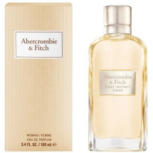 ABERCROMBIE & FITCH - FIRST INSTINCT SHEER - EDP 100ML