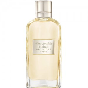ABERCROMBIE & FITCH - FIRST INSTINCT SHEER - EDP 50ML