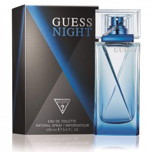 GUESS - GUESS NIGHT FOR HIM - EDT 100ML