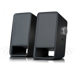 Speedlink VIORA Stereo Speakers - Black
