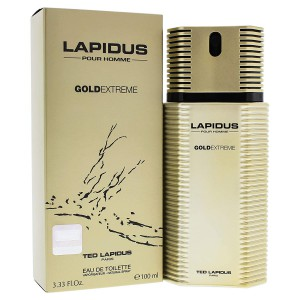 TED LAPIDUS - POUR HOMME GOLD EXTREME - EDT 100ML