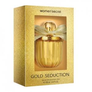 WOMEN'S SECRET - GOLD SEDUCTION - EDP 100ML