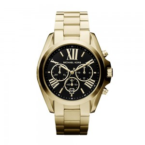 Michael Kors Men's Bradshaw Stainless Steel 43MM Chronograph Watch