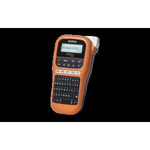 Brother PT E-110VP Handheld/Mobile 2 line Printer
