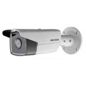 Hikvision 4MP EXIR Bullet Camera - IR 80m - 6mm Fixed Lens - IP67 (DS-2CD2T45FWD-I8(6mm))