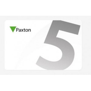 Paxton Net2 Cards - 125kHz HID License - 5 Pack
