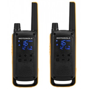 Motorola Talkabout T82 Extreme Walkie Talkie (Twin Pack)