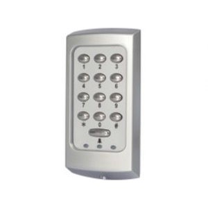 Paxton Compact TOUCHLOCK Stainless Steel Keypad – K50