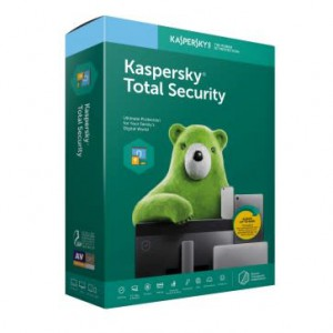 Kaspersky Total Security 2020 3+1 device 1 year Retail