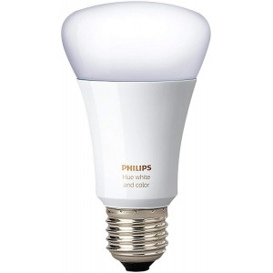 Philips Hue White and Color Ambiance A19 10W