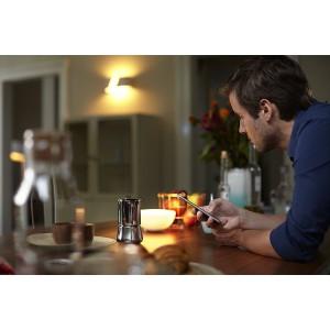 Philips Hue White Wireless LED Light Bulb 9W 806LM  B22 (Works with Alexa, Google Assistant, HomeKit)