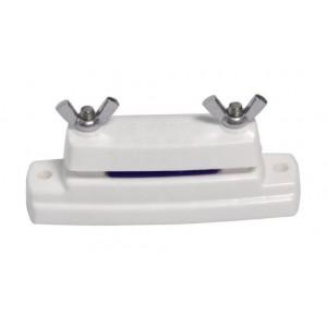 Nemtek Insulator - End & Corner Post 12-40mm White