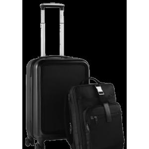 Travelwize Elon Detachable PC Upright Trolley 20 inch Black