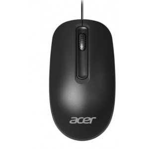 Acer Wired USB Mouse Black AMW511