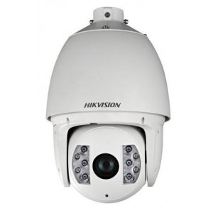 "Hikvision 37X Outdoor IR Analogue PTZ Camera. 1/3"" Sony CCD"